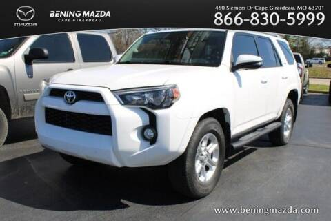 2014 Toyota 4Runner for sale at Bening Mazda in Cape Girardeau MO