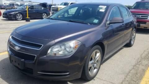 2010 Chevrolet Malibu for sale at Perfect Auto Sales in Palatine IL