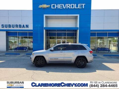 2018 Jeep Grand Cherokee for sale at Suburban Chevrolet in Claremore OK