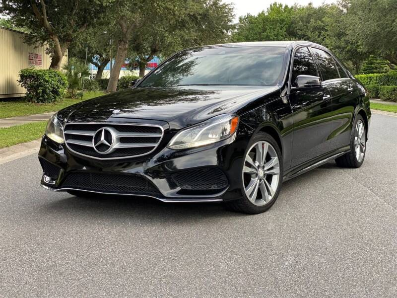 2014 Mercedes-Benz E-Class for sale at Presidents Cars LLC in Orlando FL