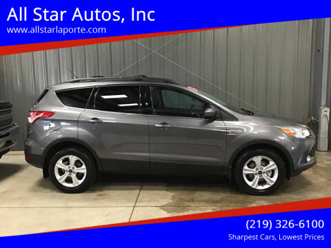 2013 Ford Escape for sale at All Star Autos, Inc in La Porte IN