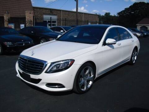 2015 Mercedes-Benz S-Class for sale at German Exclusive Inc in Dallas TX
