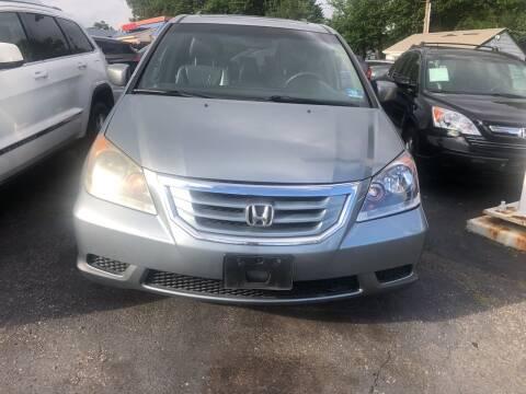 2009 Honda Odyssey for sale at SuperBuy Auto Sales Inc in Avenel NJ