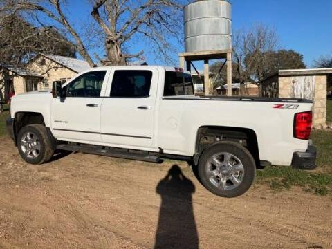 2019 Chevrolet Silverado 2500HD for sale at CarsBikesBoats.com in Round Mountain TX