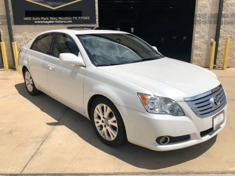 2010 Toyota Avalon for sale at KAYALAR MOTORS Mechanic in Houston TX