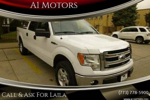 2013 Ford F-150 for sale at A1 Motors Inc in Chicago IL