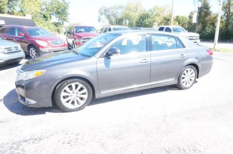 2011 Toyota Avalon for sale at patrick kelley in Bonner Springs KS