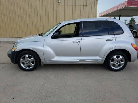 2001 Chrysler PT Cruiser for sale at Dakota Auto Inc. in Dakota City NE