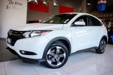 2018 Honda HR-V for sale at Quality Auto Center in Springfield NJ
