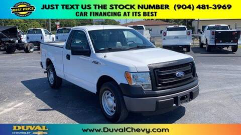 2014 Ford F-150 for sale at Duval Chevrolet in Starke FL