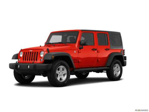 2015 Jeep Wrangler Unlimited for sale at Bald Hill Kia in Warwick RI