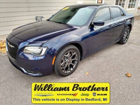 2016 Chrysler 300 for sale at Williams Brothers - Pre-Owned Monroe in Monroe MI