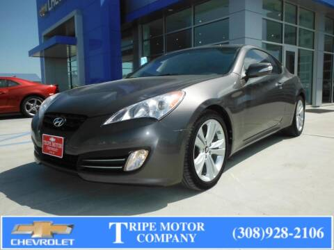 2012 Hyundai Genesis Coupe for sale at Tripe Motor Company in Alma NE