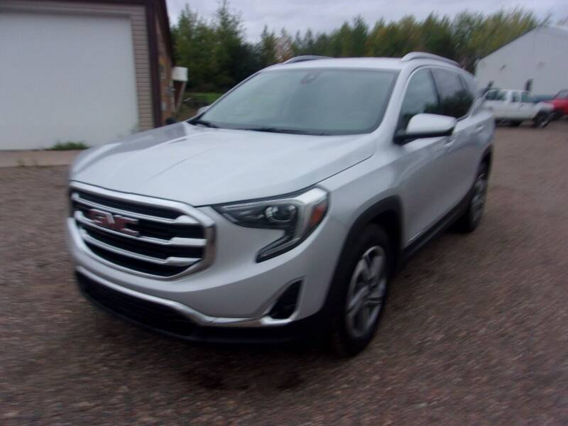 2020 GMC Terrain for sale at Warga Auto and Truck Center in Phillips WI
