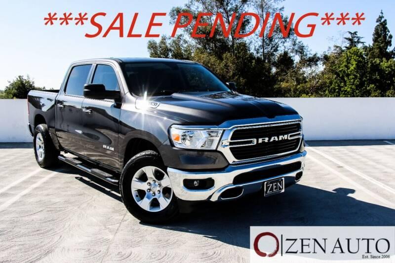 2019 RAM Ram Pickup 1500 for sale at Zen Auto Sales in Sacramento CA