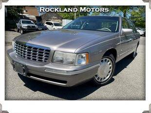 1999 Cadillac DeVille for sale at Rockland Automall - Rockland Motors in West Nyack NY