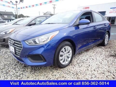 2019 Hyundai Accent for sale at Autotec Auto Sales in Vineland NJ
