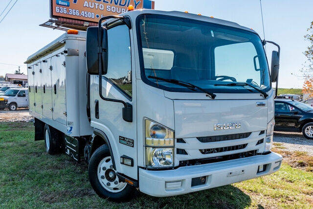 2015 Isuzu NPR for sale at Fruendly Auto Source in Moscow Mills MO