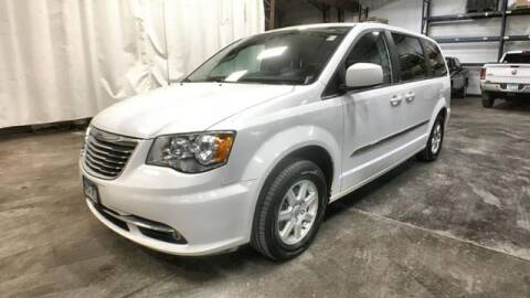 2012 Chrysler Town and Country for sale at Waconia Auto Detail in Waconia MN