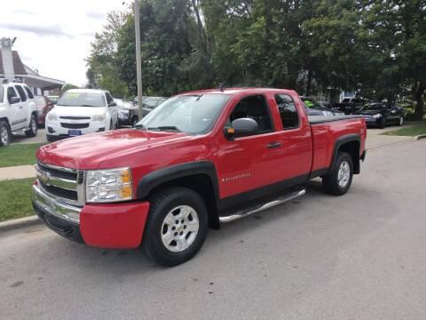 2008 Chevrolet Silverado 1500 for sale at CPM Motors Inc in Elgin IL