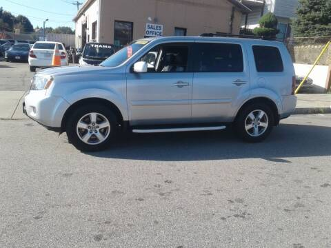 2011 Honda Pilot for sale at Nelsons Auto Specialists in New Bedford MA