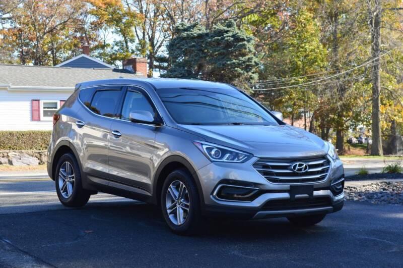 2017 Hyundai Santa Fe Sport for sale at LARIN AUTO in Norwood MA