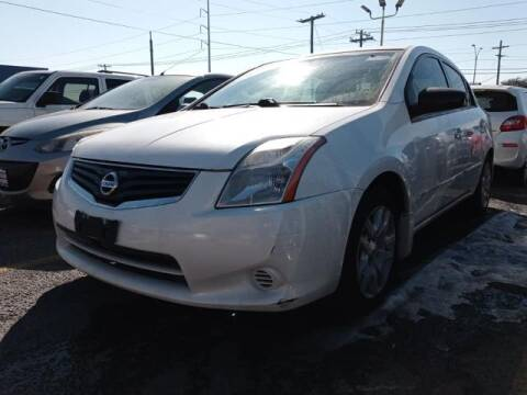2012 Nissan Sentra for sale at Auto Plaza in Irving TX