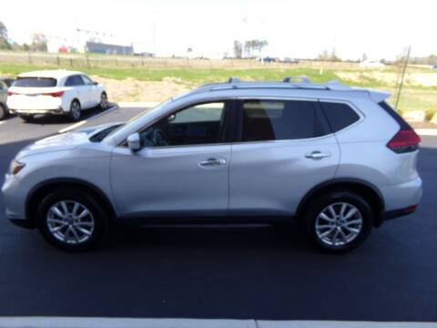 2017 Nissan Rogue for sale at West End Auto Sales LLC in Richmond VA