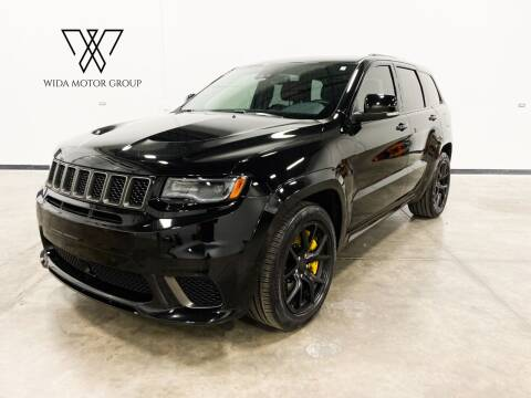 2018 Jeep Grand Cherokee for sale at Wida Motor Group in Bolingbrook IL