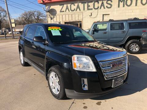 2010 GMC Terrain for sale at Zacatecas Motors Corp in Des Moines IA