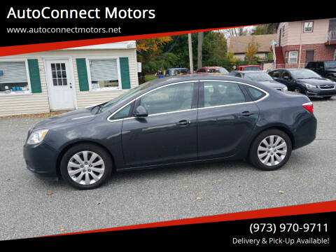 2015 Buick Verano for sale at AutoConnect Motors in Kenvil NJ