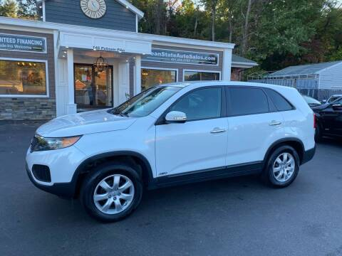 2013 Kia Sorento for sale at Ocean State Auto Sales in Johnston RI