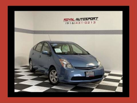 2007 Toyota Prius for sale at Royal AutoSport in Sacramento CA