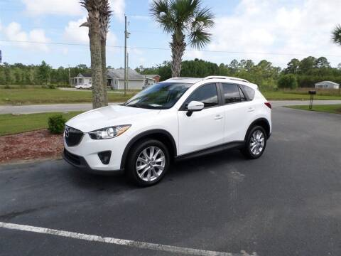 2015 Mazda CX-5 for sale at First Choice Auto Inc in Little River SC
