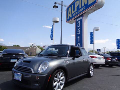 2002 MINI Cooper for sale at Alpine Auto Sales in Salt Lake City UT