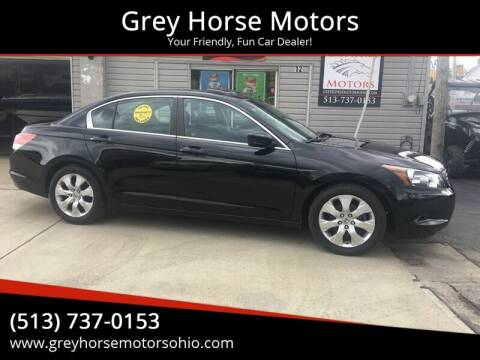 2010 Honda Accord for sale at Grey Horse Motors in Hamilton OH