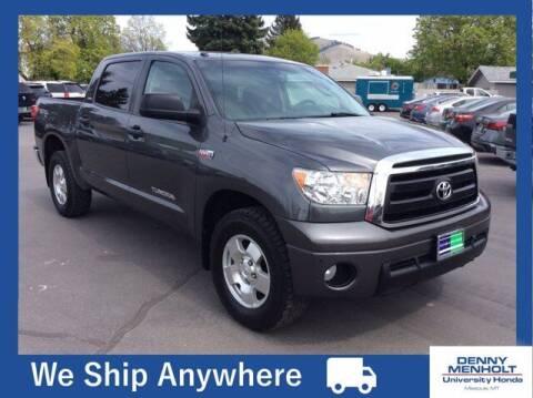 2013 Toyota Tundra for sale at Carmart 360 Missoula in Missoula MT