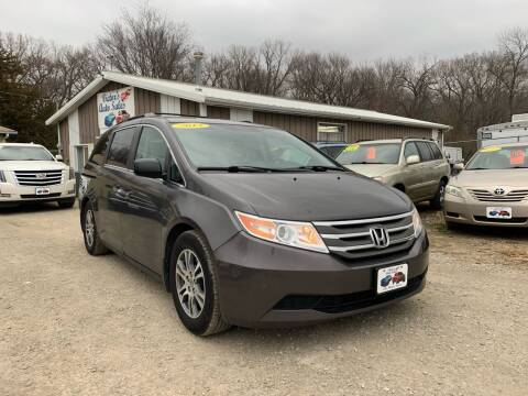 2013 Honda Odyssey for sale at Victor's Auto Sales Inc. in Indianola IA
