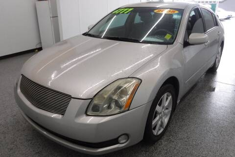 2005 Nissan Maxima for sale at 777 Auto Sales and Service in Tacoma WA