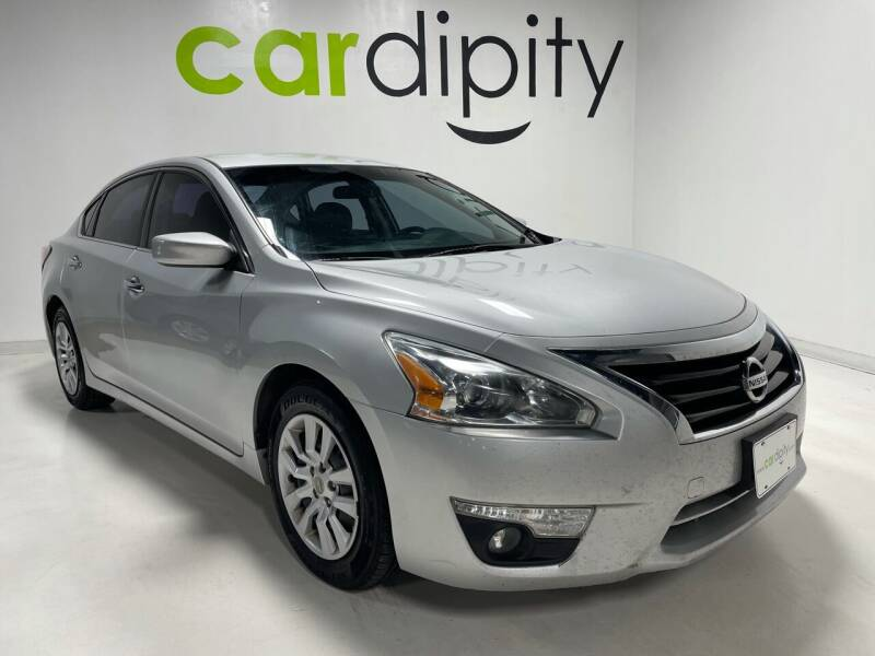 2015 Nissan Altima for sale at Cardipity in Dallas TX