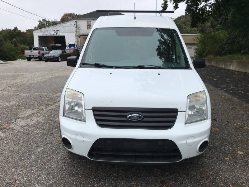 2013 Ford Transit Connect for sale at Worldwide Auto Sales in Fall River MA