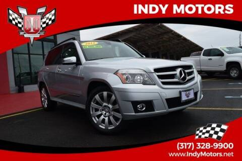 2012 Mercedes-Benz GLK for sale at Indy Motors Inc in Indianapolis IN