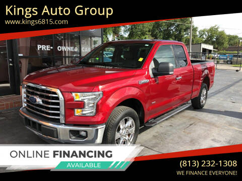 2015 Ford F-150 for sale at Kings Auto Group in Tampa FL