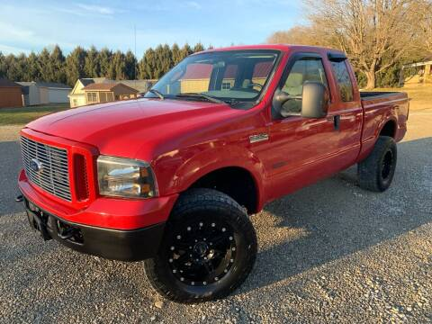 2006 Ford F-250 Super Duty for sale at Rt 33 Motors LLC in Rockbridge OH