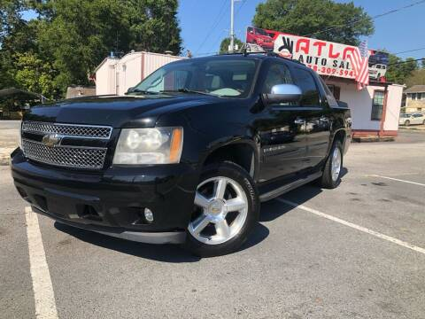 2008 Chevrolet Avalanche for sale at Atlas Auto Sales in Smyrna GA