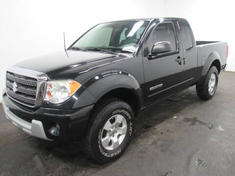 2012 Suzuki Equator for sale at Automotive Connection in Fairfield OH