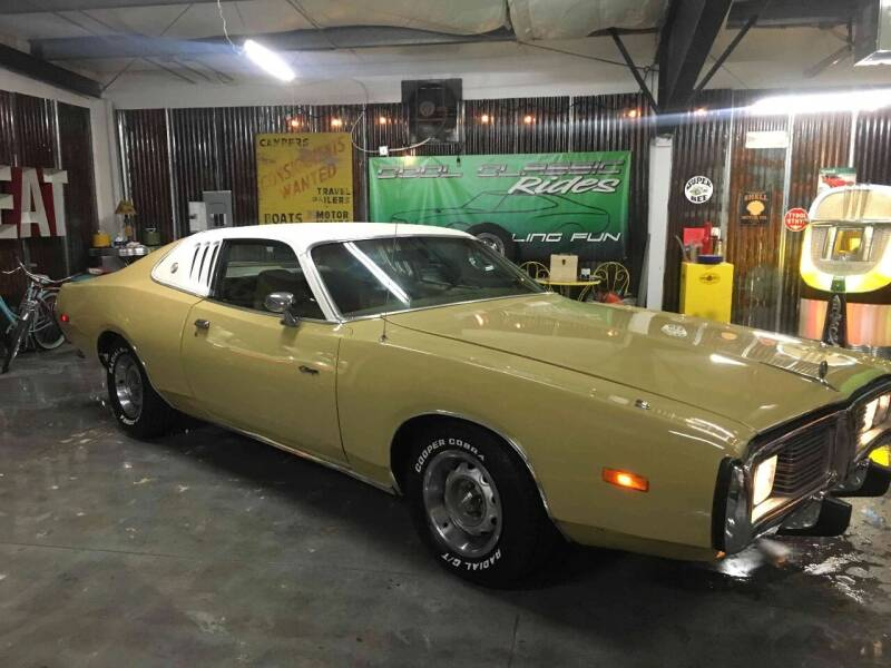 1973 Dodge Charger for sale at Cool Classic Rides in Redmond OR
