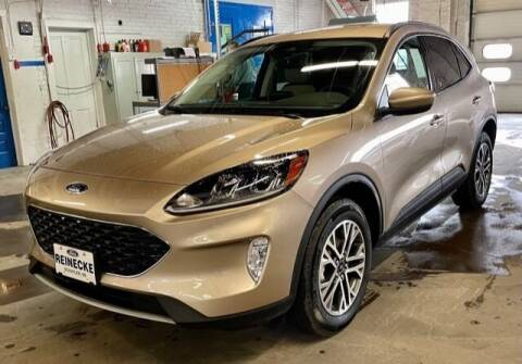 2021 Ford Escape for sale at Reinecke Motor Co in Schuyler NE