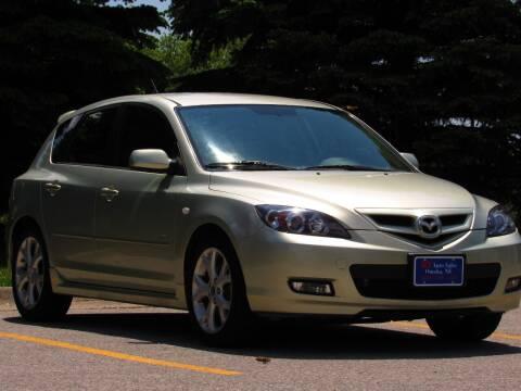 2008 Mazda MAZDA3 for sale at NY AUTO SALES in Omaha NE