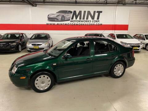 2000 Volkswagen Jetta for sale at MINT MOTORWORKS in Addison IL